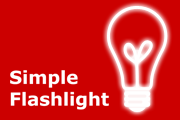 Simple Flashlight for Android